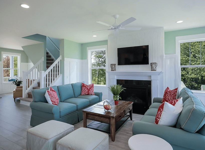 Tips to Keep Your Living Room & Family Rooms Clean | Dashing ...