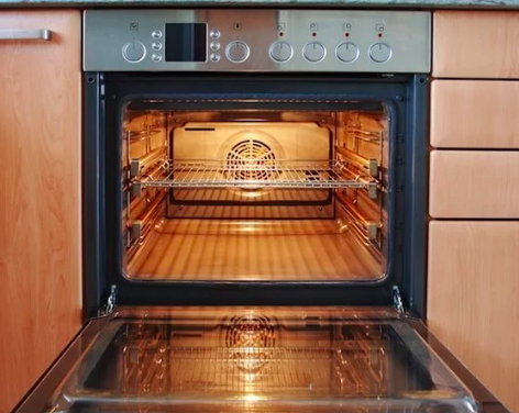 How to Clean your Oven Window