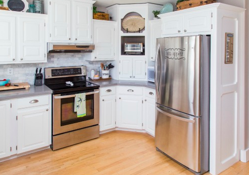 Are You Cleaning Your Stainless Steel Appliances the Right Way?