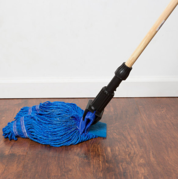 myths about cleaning tools debunked, about the string mop