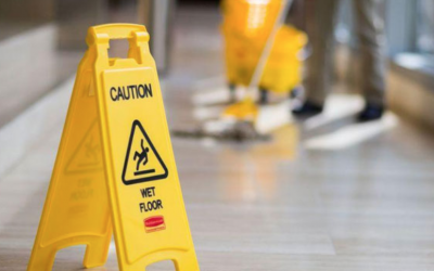 Important Safety Measures During Cleaning